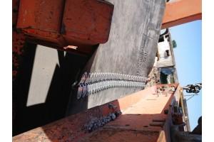 Типы механических соединений конвейерной ленты
